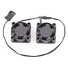 Associated Motor Cooling Fans, 25mm (2)