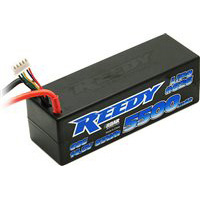 Reedy 5500mAh 4s Lipo Battery Pack, 14.8v 60c With Deans Plug