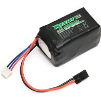 Reedy 1700mAh 6.6v Life Receiver Battery Pack