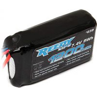 Reedy 1200mAh Lipo Receiver Battery Pack 7.4v 2s