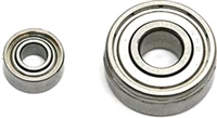 Reedy Sonic Brushless Motor Bearing Set For 540/550, Ceramic