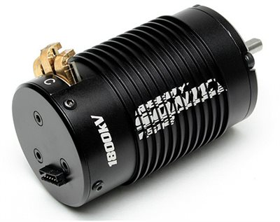 Reedy Sonic 1512 Brushless 1:8 Motor, 1800kv Buggy Or Truggy