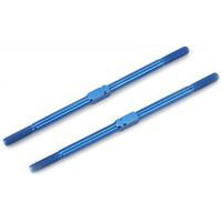 "Associated SC10.2/T4.2 Turnbuckles-2.65"", blue titanium (2)"