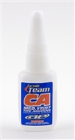 Associated Factory Team Tire Glue-Medium, For Gluing Tires To Rims