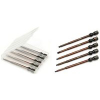 Associated FT 1/4 in 5-Piece Power Tool Tips Set