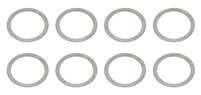 Associated FT Heavy Duty One-Way Shim Set (8)
