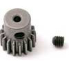 Associated Rival Mini/RC18T/18T2/18B2 Pinion Gear, 17 Tooth