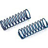 Associated Rival Mini/RC18T2 Rear Shock Springs-Blue, 1.90 Lb. (2)