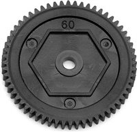 Associated RC18T2/18B2 Spur Gear, 60 Tooth