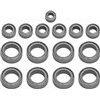 Associated RC18T2/18B2 Bearing Set