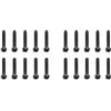 Associated RC18T2/18B2 Button Head Phillips Screws, 2 x 12mm (20)