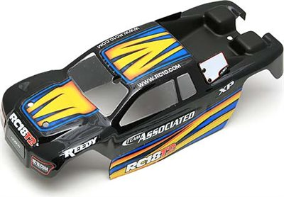 Associated RC18T2 Body, Black