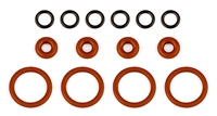 Associated Reflex 14B/14T Differential and Shock O-rings Set