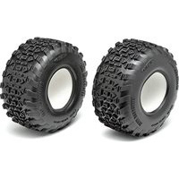 Associated MGT 8.0 Tires With Foam Inserts (2)