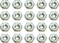 Associated MGT/MGT 8.0 2mm Nuts (20)