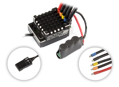 Reedy Blackbox 1000Z+ Pro Brushless Competition ESC