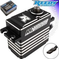 Reedy RC4020A Digital HV Brushless Crawler Servo (695oz, .12sec), aluminum