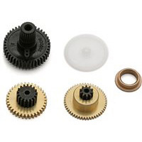 Associated MGT/MGT 8.0 Servo Gear Sets, Metal For S1903 And S1903mg