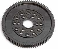 Associated TC5 Spur Gear-48 Pitch, 87 Tooth