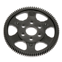 Associated TC6.1/TC6 Spur Gear-48 pitch, 87 tooth