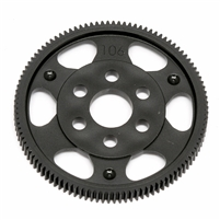 Associated TC6.1/TC6 Spur Gear-64 pitch, 106 tooth