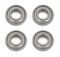 Associated TC7.2/TC7.1 Factory Team Bearing, 5 x 10 x 3mm (4)