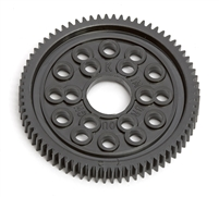 Associated TC6.1/TC3 Spur Gear, 72 Tooth (standard Kit)
