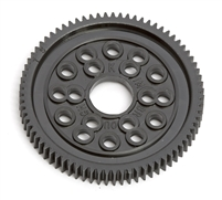 Associated TC6.1/TC3 Spur Gear-75 tooth, 48 pitch