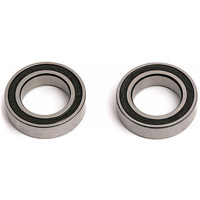 "Associated TC4/TC3/Nitro TC3 Bearings, 3/8"" x 5/8"" Rubber Sealed (2)"