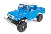 Associated CR12 Toyota FJ45 Pick-Up Ready-to-Run, blue