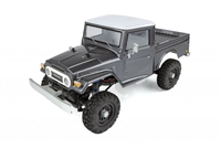 Associated CR12 Toyota FJ45 Pick-Up Ready-to-Run,gray