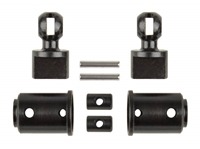 Associated Enduro Driveshaft End set, Machined