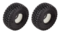 "Associated Enduro General Grabber A/T X Tires, 1.55"" x 3.85"""
