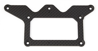 Associated RC12R6 FT Lower Pod Plate, graphite