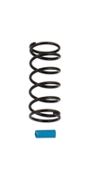 Associated RC12R6 Shock Spring-blue, 12.4 lb/in (1)