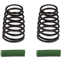 Associated RC10F6 Side Springs, green, 4.2 lb/in