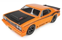 Associated DR10 Drag Race Car RTR Orange