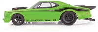 Associated DR10 Drag Race Car RTR Green