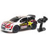 Associated ProRally 4wd Brushless Powered RTR with White/Black Body