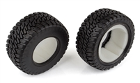 Associated Trophy Rat Multi-Terrain Tires and Inserts (2)