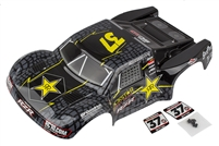Associated ProSC10 Contender Painted RJ/Rockstar Energy Body