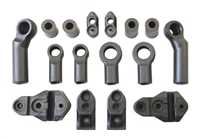 Associated DR10 Anti-Roll Bar Mounts and Steering Rod Ends