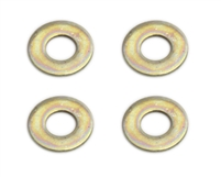 Associated SC10.2/T4.2/B4.2 Servo Mount Washers, steel (4)