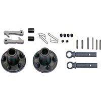 Associated RC10GT2 Posi-Lock Quick-Change Conversion Kit For Gt, T4
