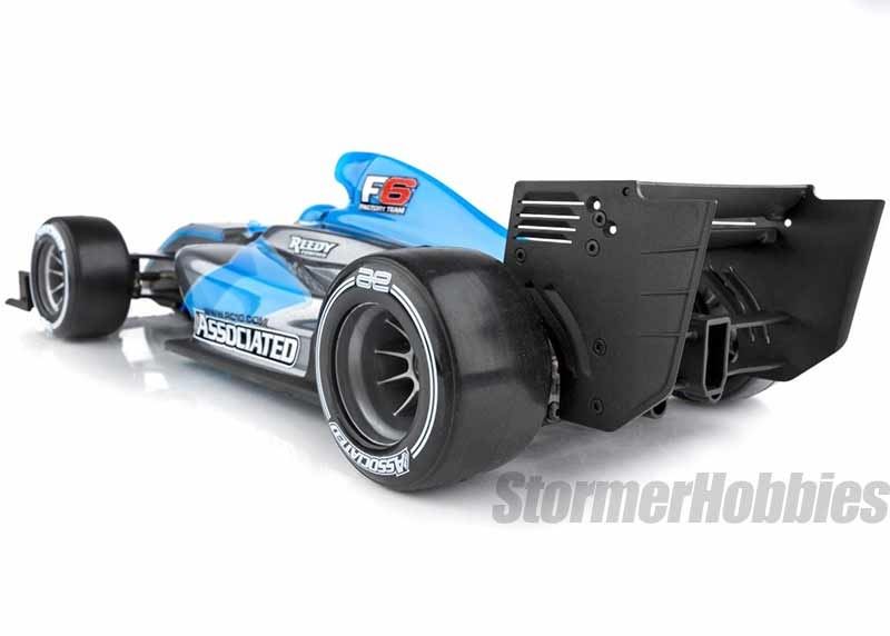 Associated Rc10f6 Factory Team 1 10th Electric F1 Competition Race