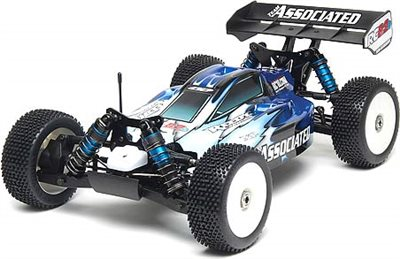 Associated RC8.2e Rs RTR 1/8 Brushless 4wd Off-Road Buggy