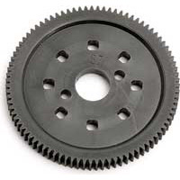 Associated Precision Spur Gear-48 Pitch, 87 Tooth