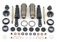 Associated Associated RC8/RC8RS Front Threaded Shock Set (2)