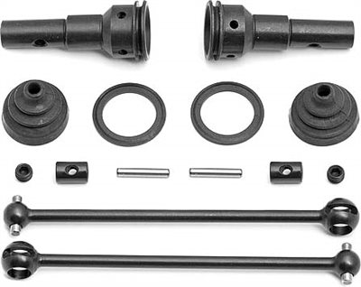 Associated RC8/RC8RS Rear Cva Set