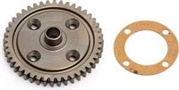 Associated RC8/RC8RS Spur Gear-Steel, 44 Tooth